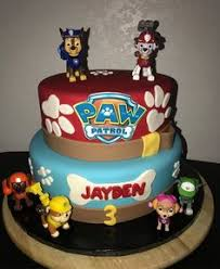 paw patrol cake flying skye cake ideas paw