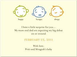 pregnancy announcement card khushee