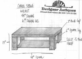 Free Coffee Tables Coffee Table Designs Plans Use A Free Coffee Table Plan To Build