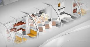 aircraft cabin design future travel experience