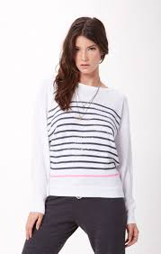 striped sweatshirt sundry whatsnew planetblue new arrivals