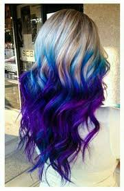 best 25 galaxy hair color ideas on pinterest colourful hair