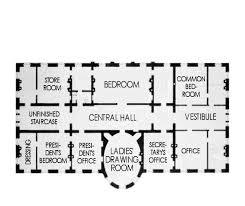 white house residence floor plan fascinating white house floor plan residence pictures best