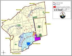 Map Of Jerusalem Reinforcing The Jewish Existence In East Jerusalem U2013 Poica