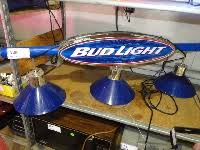 bud light pool table light roller and associates inc archives