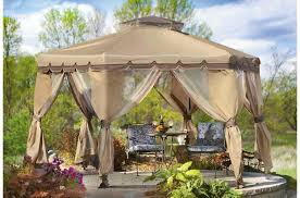 Mosquito Netting For Patio Pergola Bbw Wonderful Gazebo Amazon Com 10 12 Regency Ii Patio