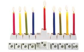 cool menorah 10 coolest hanukkah menorahs gadgether