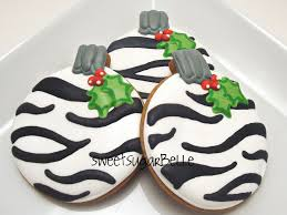 how to make zebra print cookies the sweet adventures of