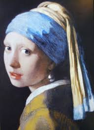 painting the girl with the pearl earring the high girl with the pearl earring paintings from the