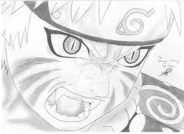 photo collection kyuubi naruto drawing