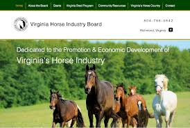 contact virginia horse industry board