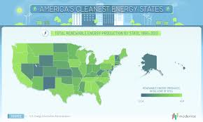 United States Climate Map by Clean Energy Report A Closer Look At Renewables In The United