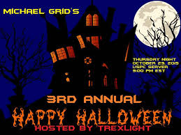 halloween party online michael grid u0027s 3rd annual halloween party dc universe online