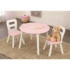table chambre enfant table et chaise en bois pour enfant design à la maison
