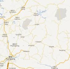 Google De Maps Nordkorea Karte Google Zeigt Internierungslager Und Atomanlage Welt
