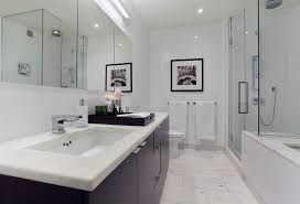 Contemporary Master Bathroom With European Cabinets By The - Recessed medicine cabinet contemporary