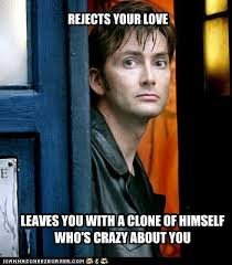 Rejection Meme - good guy doctor set phasers to lol sci fi fantasy