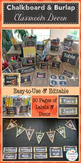 Pinterest Classroom Decor by Classroom Decor That Is Simple And Nice To Look At Organisation
