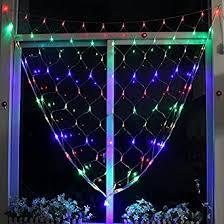120 led net mesh fairy string light christmas wedding party fairy