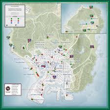 Gta World Map Gta Online Maps Album On Imgur