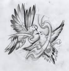 dove drawings tattoos pictures to pin on pinterest tattooskid