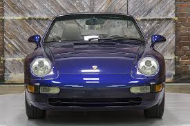 purple porsche 911 1995 porsche 911 carrera cabriolet 6 speed