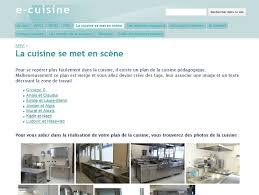 projet cuisine p馘agogique sbssa grenoble réalisations numériques la cuisine se met en scène