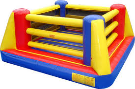 party rental sacramento boxing ring party rentals bounce time party rental