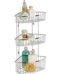 Wall Mounted Bathroom Storage Units Great Value 3 Tier Wall Mounted Shower Caddy Bathroom Storage