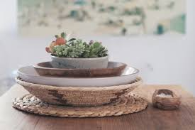 succulent planter turning a ceramic bowl into a succulent planter u2014 free u0026 native