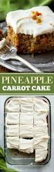 pineapple carrot cake with cream cheese frosting recipe cream