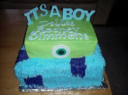 monsters inc baby shower decorations baby shower cakes awesome baby shower sheet cake designs baby