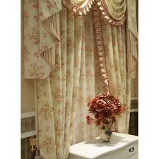 shabby chic blackout curtains elegant shabby chic curtains