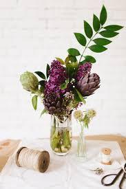 Wildflower Arrangements by Best 25 Artichoke Flower Ideas On Pinterest Vegetables