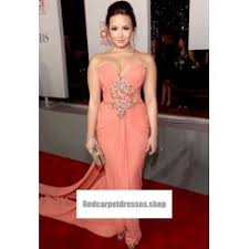 tailor made demi lovato dresses online shop buy inexpensive red