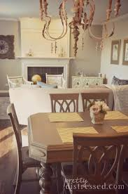 Refinished Kitchen Table 147 Best Pretty Distressed Images On Pinterest Annie Sloan Chalk