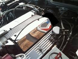 corvette stainless creations impala caprice chrome fuel rail covers