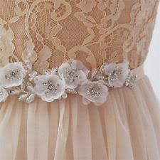 Wedding Sashes Belts U0026 Sashes Ebay