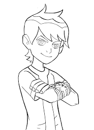 ben 10 coloring pages free printable ben 10 coloring pages