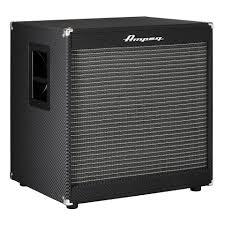 8 ohm bass speaker cabinet ampeg pf 115lf bass cabinet