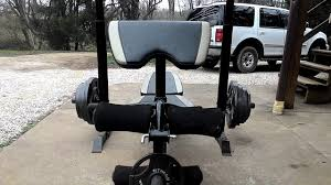 marcy diamond elite weight bench for under 200 youtube