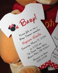 baby mickey invitations tips to make mickey mouse baby shower invitations invitations