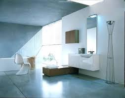 bathroom mirror with lights behind bathroom mirror with lights contemporary powder room with a stylish