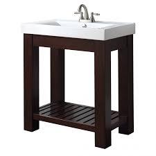 bathroom chic 30 inch wide deep bathtub 135 delta styla white