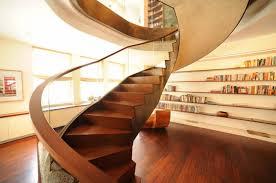 Wooden Spiral Stairs Design Innenarchitektur Stairs Wood Spiral Staircase Design Interior