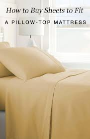 best bed sheets to buy how to buy sheets to fit a pillow top mattress overstock com