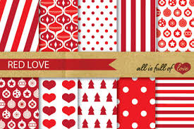 christmas wrapping paper designs digital paper pack christmas b design bundles
