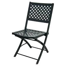 Black Patio Chair Metal Patio Chair Clean Your Outdoor Furniture Groomed Home
