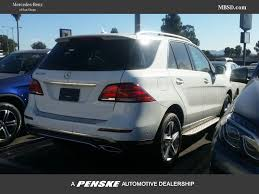 2018 new mercedes benz gle gle 350 suv at mercedes benz of san