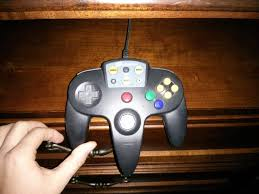Meme Hotel - put me like the tv remote in my hotel is a modified n64 controller